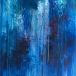 """""""Blauer Schleier"""" 2010   Rieck Sonja"""