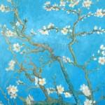 """Mandelbaum nach Van Gogh"" 2010   Rieck Sonja"